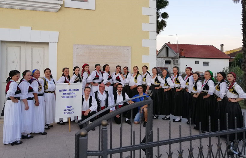 napredak bus folklor